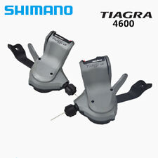 Shimano Tiagra SL-4600 2x10 Speed Rapidfire Shifter Lever Left / Right w/ Cable