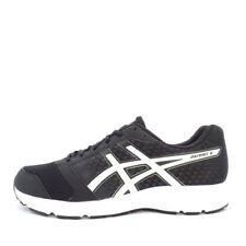 Asics Patriot 8 [T619N-9001] Men Running Shoes Black/White