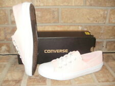 New Converse CT All Star Coral Low Textile Sneaker/555895F Choose Pink or Blue