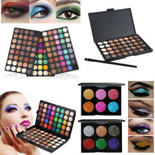 Eyeshadow Makeup Cosmetic Shimmer Glitter Diamond Eyeshadow Palette Multi-color