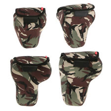 Camo Waterproof DSLR Backpack Multi-functional Bag for Canon Nikon Camera