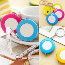 Mini Portable Key Ring Multi-functional Retractable Ruler Tape Measure Key Chain