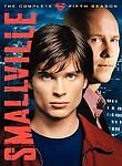 Smallville - The Complete Fifth Season (DVD - 6-Disc Set) Never Viewed