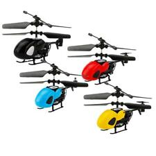 Kids Toy RC Mini Helicopter Radio Remote Control Aircraft Micro Airplane RTF