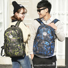 Men Women Unisex Bags Backpack School Shoulder Bag Rucksack Canvas Travel bags