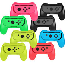 2X Wear-Resistant Comfort Game Controller Handle Kit For Nintendo Switch Joy Con