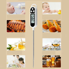 LCD Instant Read Digital Food Meat Thermometer for Kitchen Cooking Food BBQ
