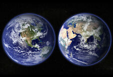 All Of Planet Earth - Space Poster Print - Space Photo - NASA Photo - Planet Art