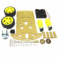 2WD 4WD Robot Smart Car Chassis Kits with Speed Encoder for Arduino new