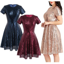 Fashion Womens A-line Short Dress Prom Evening Party Cocktail Bridesmaid Wedding