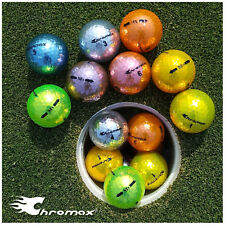 CHROMAX M5 Golf Balls - ALL COLORS AVAILABLE - (NEW FOR 2018) - 3-ball tubes