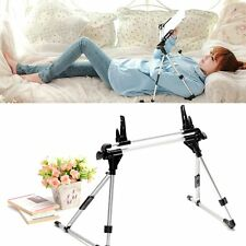 W!Foldable Desk Floor Stand Lazy Bed Tablet Holder Mount For iPad Tablet Lot TC