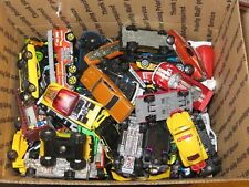 VINTAGE Huge LOT of 8lbs Matchbox Hot wheels and other assorted CARS TRUCKS B1