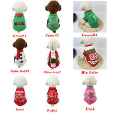 Pet Dog Cat Coat Jacket Winter Clothe Puppy Sweater Clothing Apparel Cute Lovely