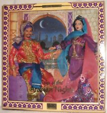 KEN AND BARBIE AS IN THE TALES OF THE ARABIAN NIGHTS-2001 GIFT SET-MIB-NRFB