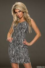 Party Club Wear Stylish Cocktail Dress UK size 10-12