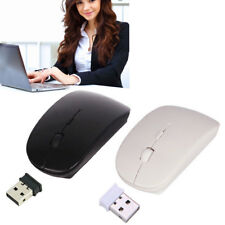 Wireless Optical Mouse 2.4GHz Quality Mice USB 2.0 Receiver for PC Laptop NEW US