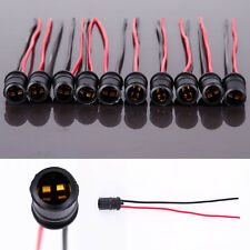T10 501 W5W 194 168 LED SMD Car Light Bulb Extension Socket Holder Connector New
