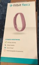 FITBIT FLEX 2 Wireless Activity Tracker Fitness Wristband Lavender BRAND NEW