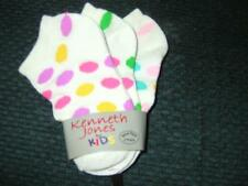 NWT Boys & Girls Ankle Socks~~Size 4~6~Several Pattern   3 PAIR PER DEAL