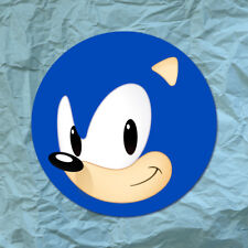 Sonic the Hedgehog Sticker Sega Video Game Decal Sonic Forces Classic Sonic