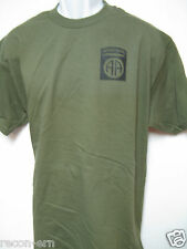 82nd AIRBORNE T-SHIRT/ front print only / MILITARY / ARMY / NEW