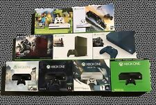 Microsoft Xbox One or One S Black  White 1TB 500GB Console Controller