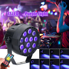 36W Voice Control LED Purple Light DMX Stage Lighting Disco Bar Party Light