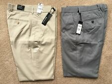 EXPRESS MEN'S MODERN FIT PRODUCER PANTS - GRAY OR TAN - SIZE 30/32