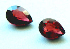 Madagascar Garnets Pear Shapes in 5x3 mm, 6x4 mm, 7x5 mm  All Natural   1 Piece