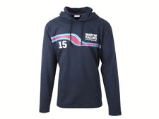 Porsche Martini Racing Pullover Hoody New