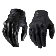 Touch Screen Motorcycle Leather Gloves Bicycle Riding Racing Protective Gloves