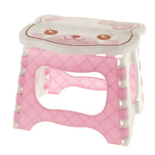 Home Kids Children Chair Step Stool Chair Portable Bench Folding Chair Foldable