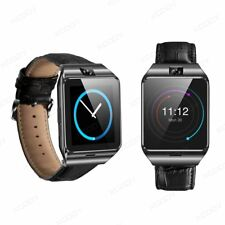 New QF09 IP67 Waterproof 3G SIM GPS WiFi Android 4.4 Smart Watch Phone For IOS