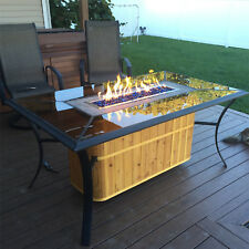Blended Fire Glass Beads | Indoor & Outdoor Fire Pits or Fireplaces