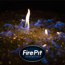 Blended Fire Glass Dots | Indoor & Outdoor Fire Pits or Fireplaces