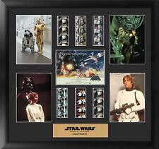 Star Wars Episode IV A New Hope Large Film Cell Montage Series 2