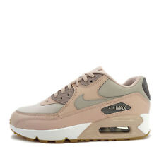 Nike WMNS Air Max 90 [325213-206] Women Casual Shoes Beige/Pink