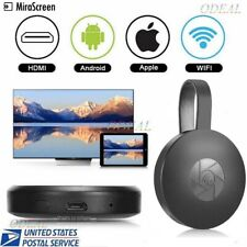 1080P Wireless WiFi Display Dongle Receiver HDMI TV Stick Miracast DLNA AirPlay