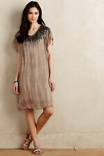 NWT ANTHROPOLOGIE VELVET by GRAHAM & SPENCER Raina Tunic Dress size XS or S $218