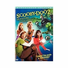 Scooby Doo 2: Monsters Unleashed (DVD, 2004, Widescreen) NEW