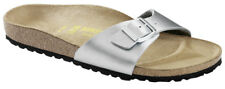 Birkenstock Madrid BirkoFlor Womens Shoes Slides Sandals