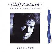Cliff Richard; Private Collection (His Personal Best 1979-1988) CD Greatest Hits