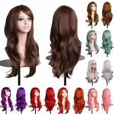 Us Stock Halloween Costume Full Wig Women Girls Fancy Party Hair Cosplay Wigs mm