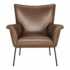 NEW freedom Tan Nelson Occasional Armchair Vintage Tan