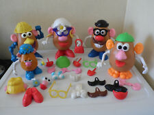 Playskool Mr Potato Head Large Bundle Mrs Tater lots of Accessories Toy story