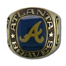 Atlanta Braves Large Classic Ring by Balfour