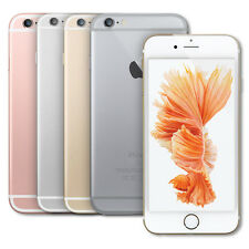 Apple iPhone 6s UNLOCKED 16/32/64/128GB SILVER / GOLD / ROSE / GREY / GRAY 5YIN