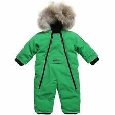 Canada Goose Down Padded Baby Snowsuit 2