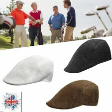 Fashion Unisex Duckbill Ivy Cap Golf Driving Flat Cabbie Newsboy Beret Hat HOT